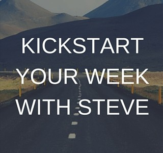 Steve Penny, kickstart, leadership, church, Christian Life