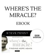 Steve Penny, Where's the Miracle, Ebook